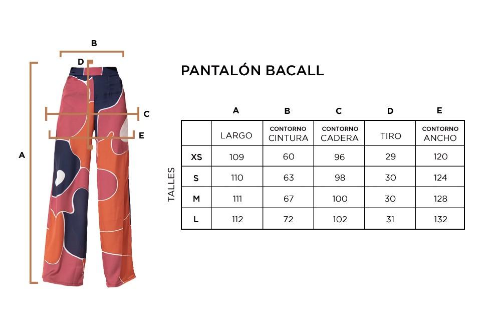 PANTALÓN BACALL