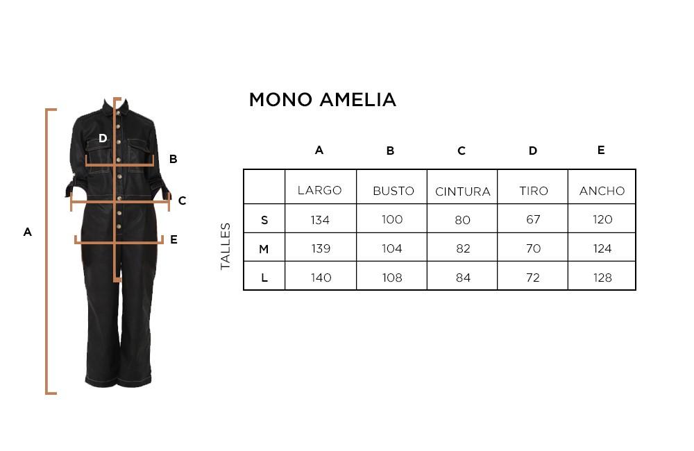 Mono Amelia