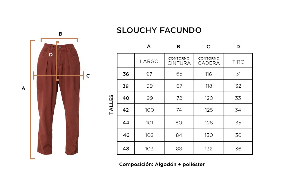 SLOUCHY FACUNDO