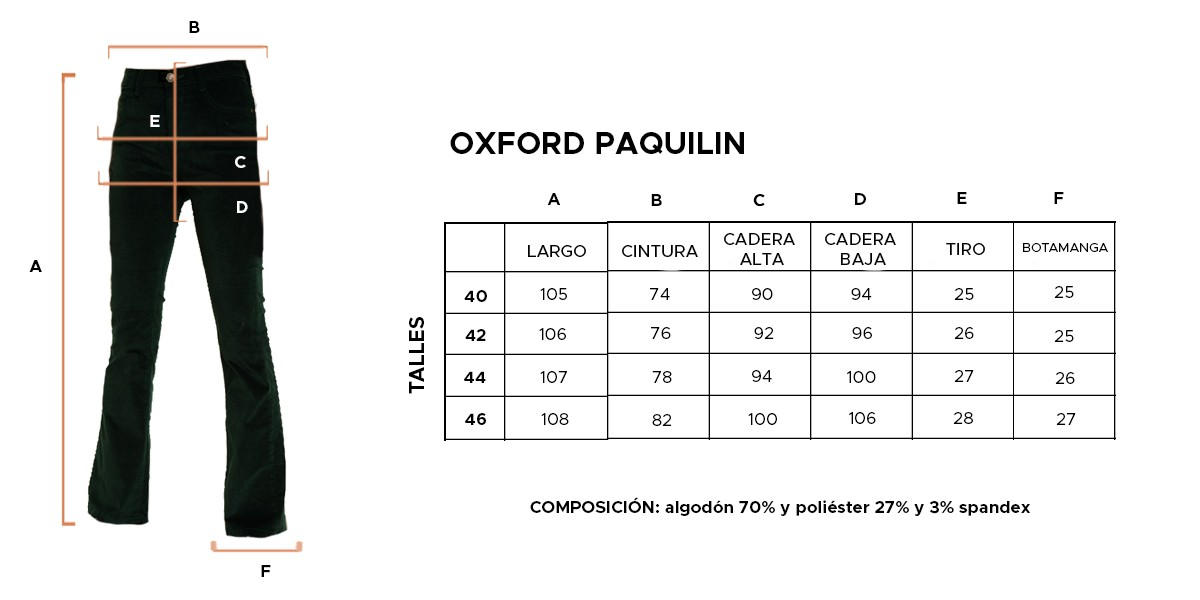 OXFORD PAQUILIN