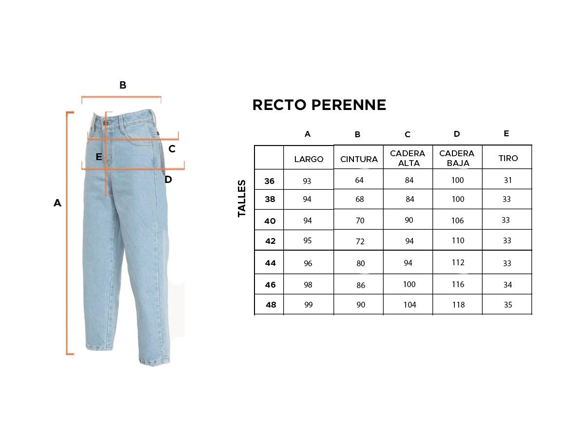 RECTO PERENNE