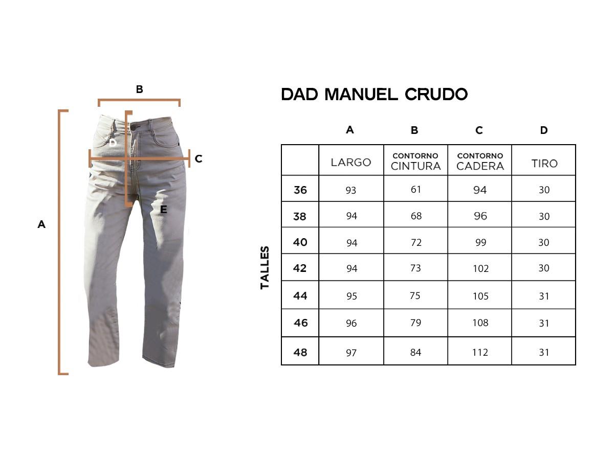dad Manuel crudo
