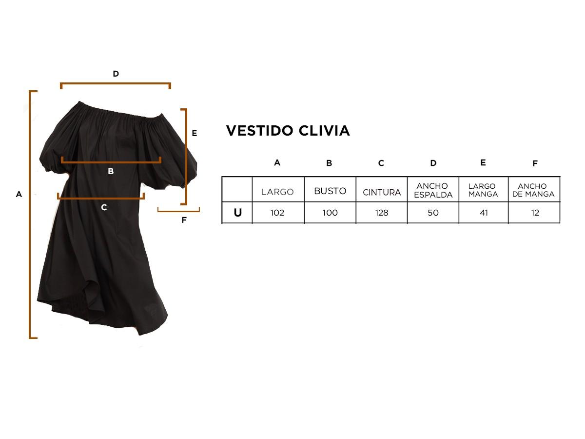 Vestido Clivia