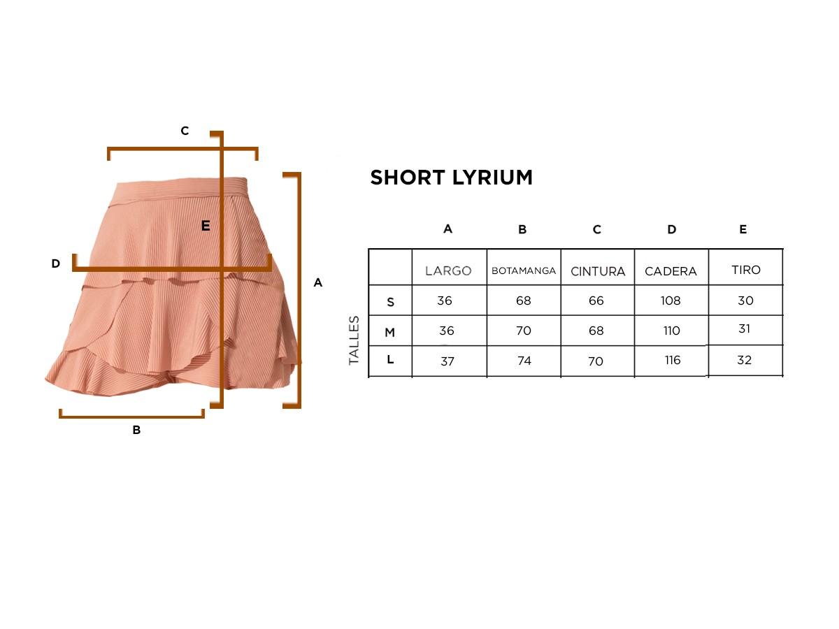 SHORT LYRIUM