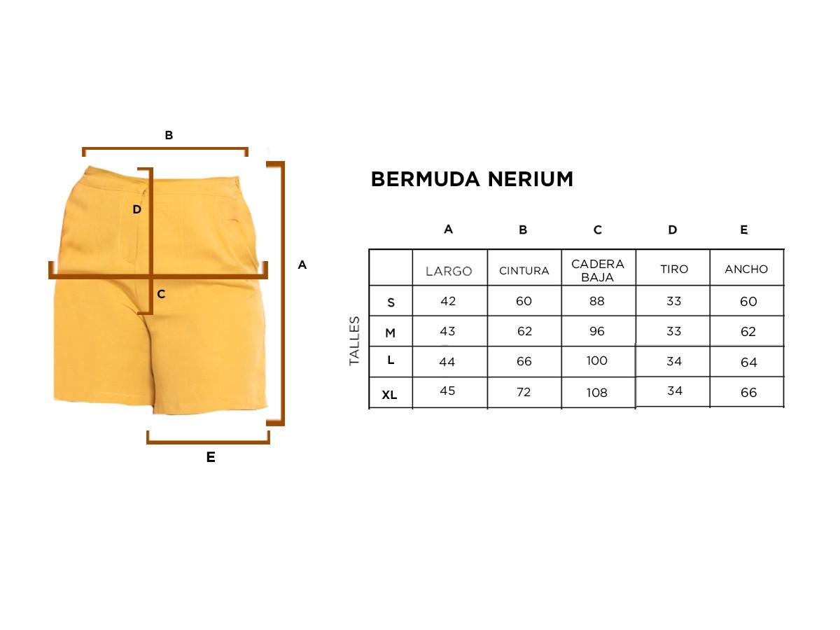 BERMUDA NERIUM