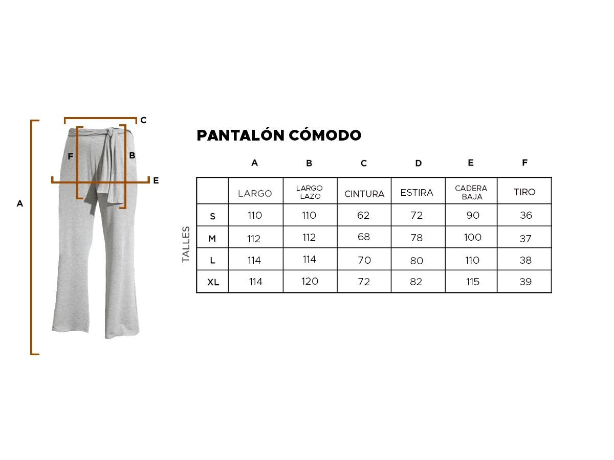 PANTALON COMODO