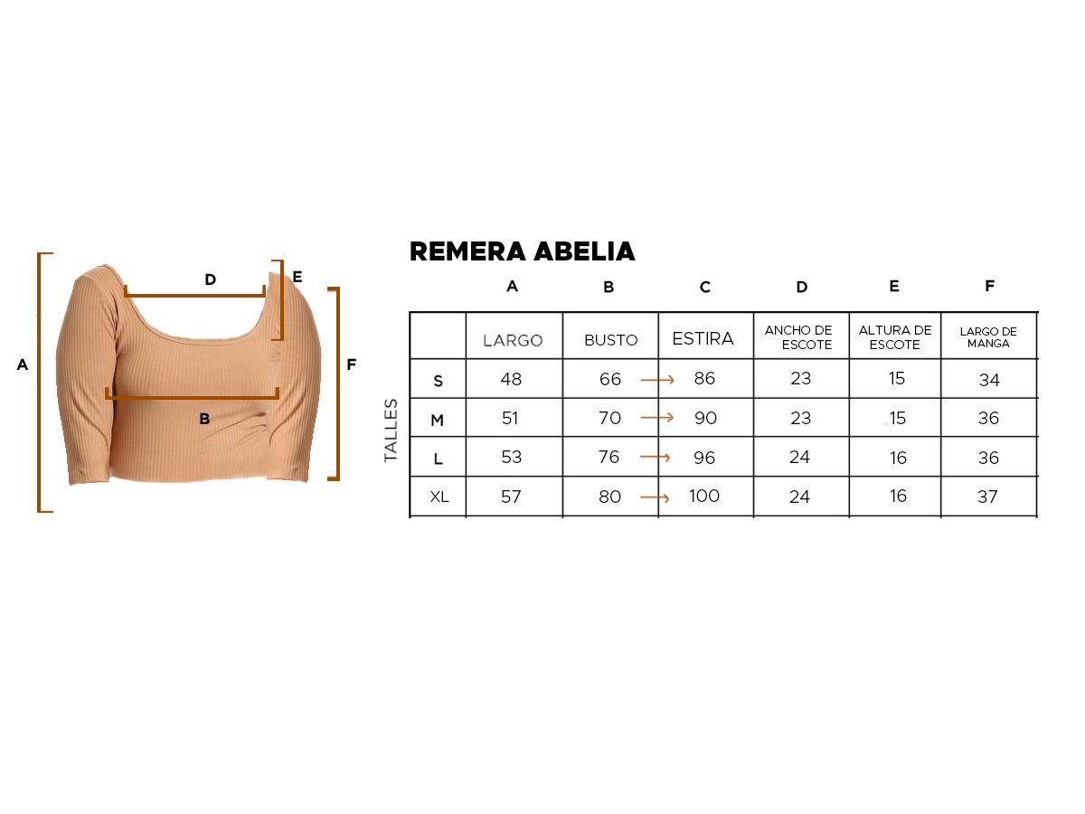 Remera Abelia