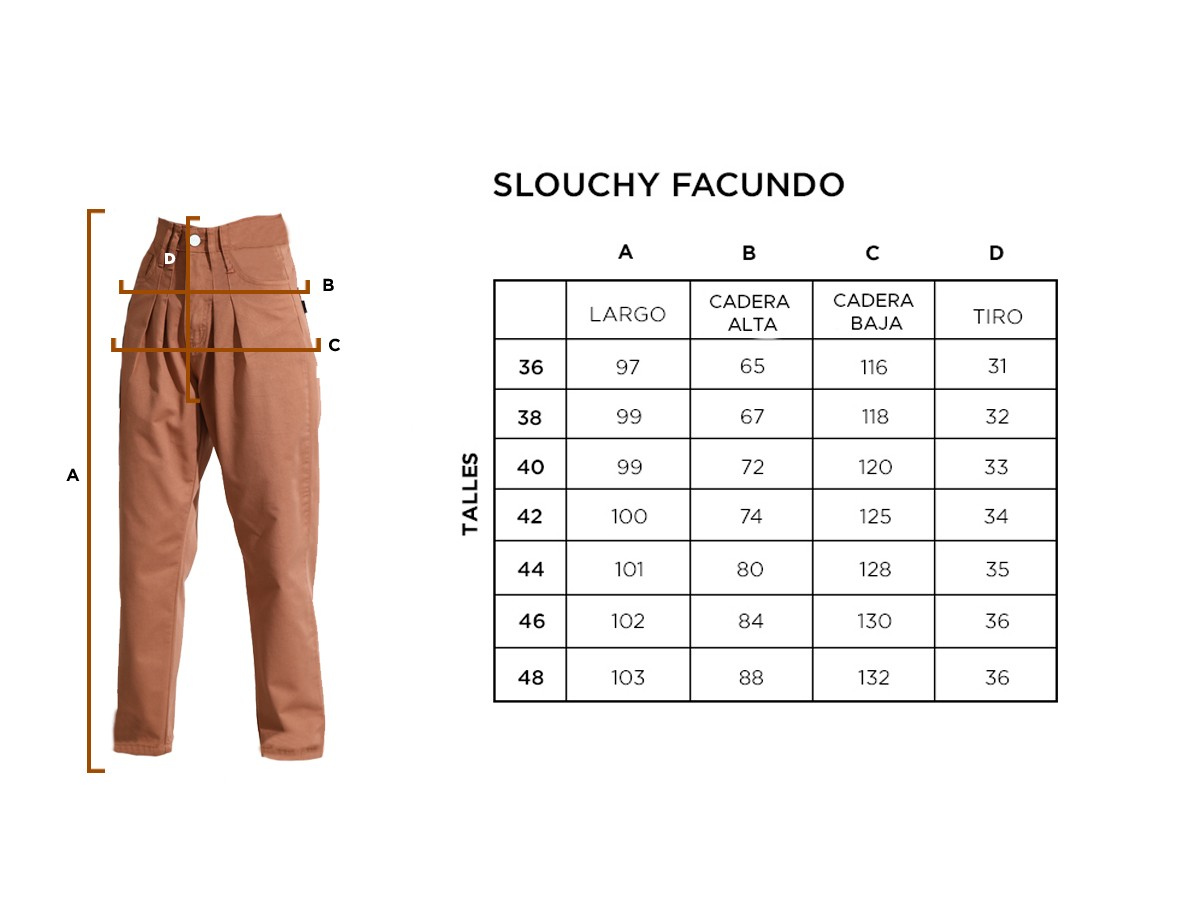 Slouchy Facundo - biscotti