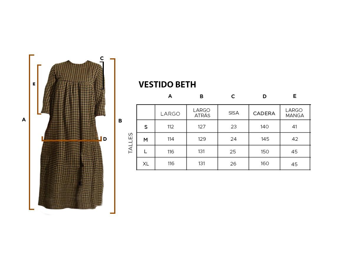 Vestido Beth