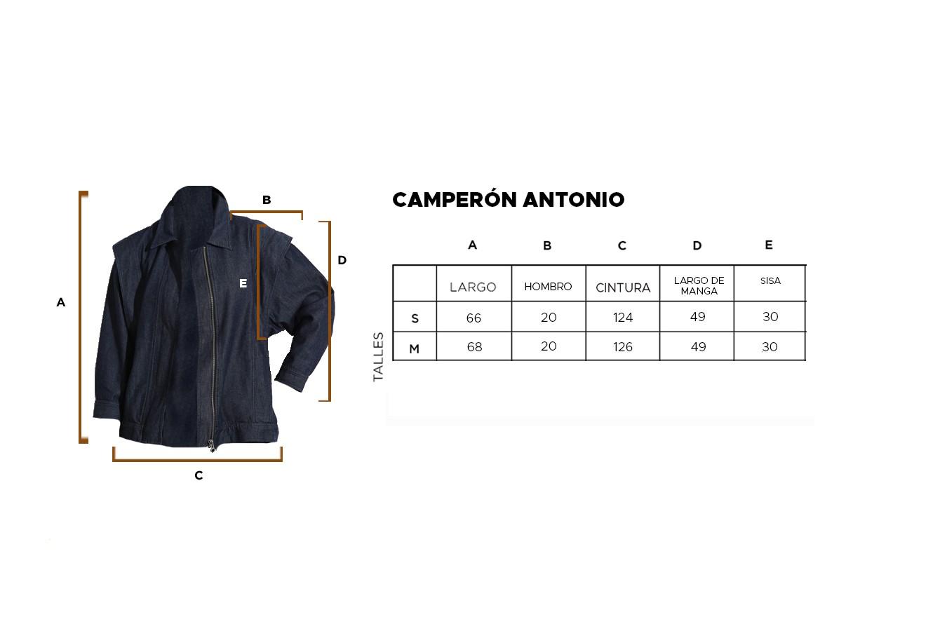 CAMPERÓN ANTONIO