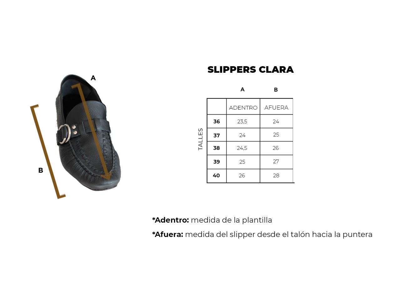 Slippers Clara