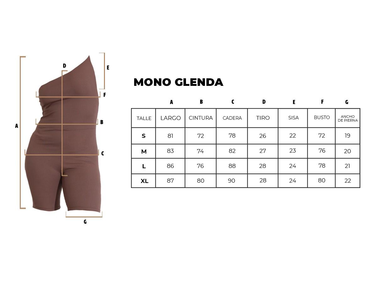 MONO GLENDA