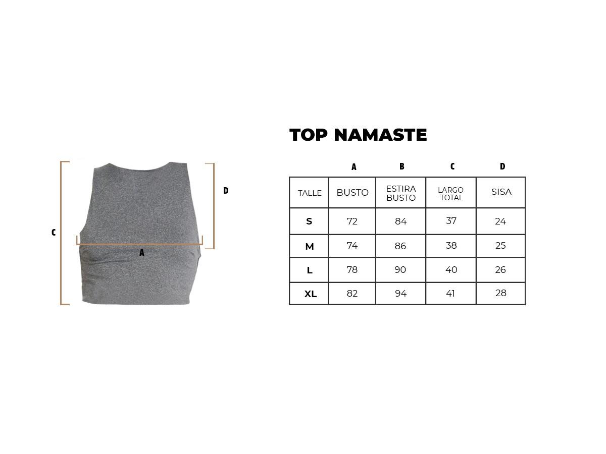 Top Namaste